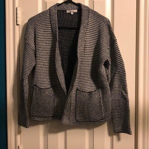 Madewell Open Front Sweater Cardigan